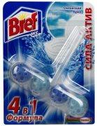 Купить Bref шарики для унитазов чистящие Сила-актив 50г 4в1 Океанский бриз