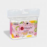 Купить Maneki Lovely ватные палочки гигиенические 200шт в zip-пакете