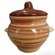 Купить Борисовская керамика Горшок для жаркого №5 500мл Стандарт