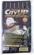 Купить City Up CA-190 Коврик для сушки посуды из микрофибры 40*45 см
