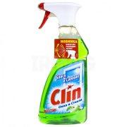 Купить Clin средство для мытья окон и стекол 500мл Яблоко
