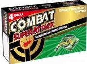 Купить Combat Super Attack Приманка для муравьев 4шт