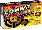 Купить Combat Super Bait Диски от тараканов 6шт