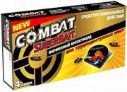 Купить Combat Super Bait Диски от тараканов 4шт