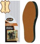 Купить Corbby Leather line Uni Leder Стельки кожаные Размер 35-45