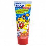 Купить Silca зубная паста детская 75мл Putzi от 2-12 лет Клубника