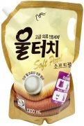 Купить Pigeon Wool Touch Soft Pearl гель для стирки мягкая упаковка 1,3 л шерстяных и деликатных тканей