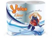 Купить Veiro Linia Classic туалетная бумага двухслойная 4шт Голубая