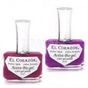 Купить El Corazon био-гель для ногтей 16мл Active Bio-gel 423/319 Cream Winter Collection