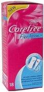 Купить Carefree прокладки ежедневные Flexi Form Fresh 18шт 2 капли