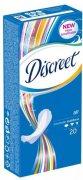Купить Always прокладки ежедневные Discreet 20шт Air Single дышащие синие