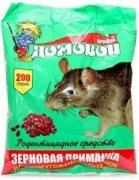 Купить Домовой Прошка Зерно от грызунов 200г в пакете