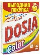 Купить Dosia стиральный порошок автомат 400г Color для цветного белья
