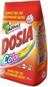 Купить Dosia стиральный порошок автомат 1,8кг Color для цветного белья