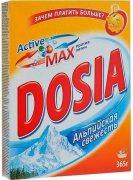 Купить Dosia стиральный порошок для ручной стирки 365г Альпийская свежесть