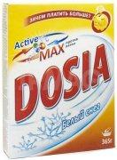 Купить Dosia стиральный порошок для ручной стирки 365г Белый снег