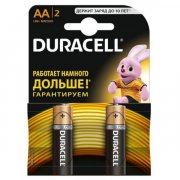 Купить Duracell батарейка алкалиновая AA LR6 пальчиковая, 1шт