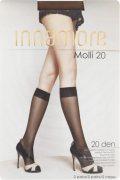 Купить Innamore Гольфы Molli 20 den Nero (Черный) 2 пары