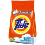 Купить Tide стиральный порошок автомат 4,5кг Для белого