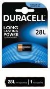 Купить Duracell Photo батарейка 2024/2CR/PX28L 6V, цена за 1шт