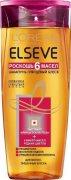 Купить Elseve шампунь для волос женский 250мл Роскошь питания 6 масел для всех типов волос