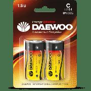 Купить Daewoo батарейка LR14 С алкалиновая, цена за 1шт