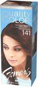 Купить Estel Quality Color 141 гель-краска для волос темный каштан
