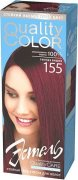 Купить Estel Quality Color 155 гель-краска для волос темная вишня