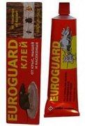 Купить Euroguard Клей от крыс, мышей и насекомых 135г