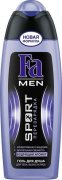 Купить Fa гель для душа мужской 250мл Sport Перезарядка