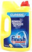 Купить Finish Power Powder 2,5кг Желтый лимон средство для мытья посуды в посудомоечной машине порошкообразное