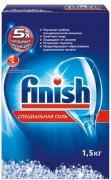 Купить Finish Соль спец. для посудомоечных машин 1,5кг