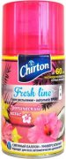 Купить Chirton освежитель воздуха сменный баллон универсальный 250мл Тропический Оазис