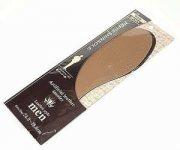 Купить Fudo Kagaku Стельки для классической мужской обуви кожзам Коричневые 24-28 см