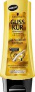 Купить Gliss Kur бальзам-ополаскиватель для волос 200мл Nutritive для длинных и секущихся