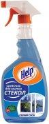 Купить Help средство для мытья стекол с курком 750мл Свежий озон