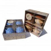 Купить Борисовская керамика Набор посуды Престиж №1 4пр х 700мл (горшок для запекания с крышкой)