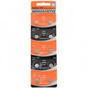 Купить Minamoto батарейка LR721/362/AG11 1,5v, цена за 1шт