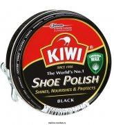 Купить Kiwi Shoe Polish 50мл банка черный