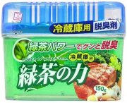 Купить Kokubo Поглотитель неприятных запахов для общего отделения холодильника с экстрактом зеленого чая