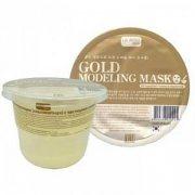 Купить La Miso Modeling Mask Gold маска для лица моделирующая альгинатная с частицами золота 28г