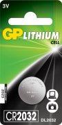 Купить GP Литиевые дисковые батарейки Lithium CR2032 3v, цена за 1шт