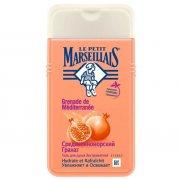 Купить Le Petit Marseillais гель для душа женский 250мл Средиземноморский гранат