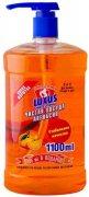 Купить Luxus Чистая Посуда средство для мытья посуды концентрат 1100мл Апельсин Россия