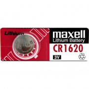 Купить Maxell батарейка CR1620 Lithium 3v, цена за 1шт
