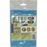 Купить Meule Premium салфетка из микрофибры для стекол, хрусталя и зеркальных поверхностей 30*30см