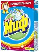 Купить Миф стиральный порошок автомат 400г Свежий цвет