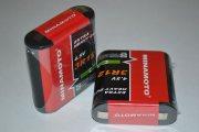 Купить Minamoto батарейка 3R12 4,5v (для физики), цена за 1шт