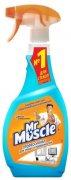 Купить Mr. Muscle Чистящее и моющее средство для стекол 500мл спрей Со спиртом