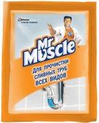 Купить Mr. Muscle Чистящее и моющее средство для засоpенных тpуб 70г